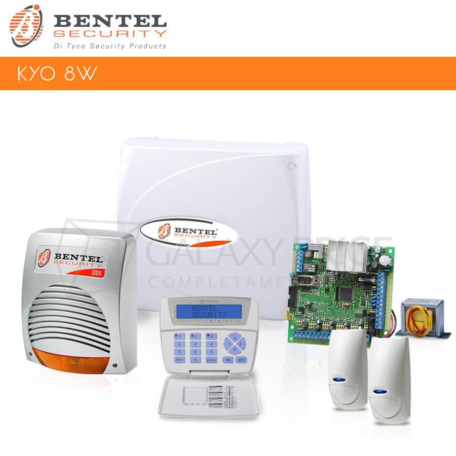 Installazione impianti di allarme e antifurto vimax impianti for Bentel call pi