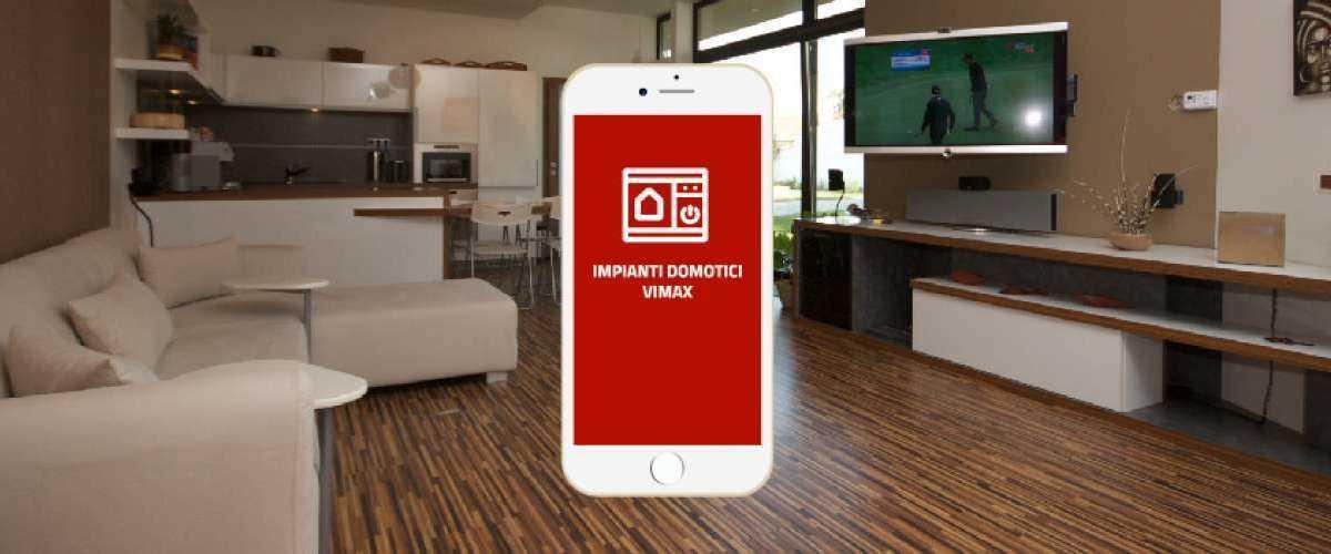 Domotica casa sicura quando si fuori - Certificazione impianti casa ...