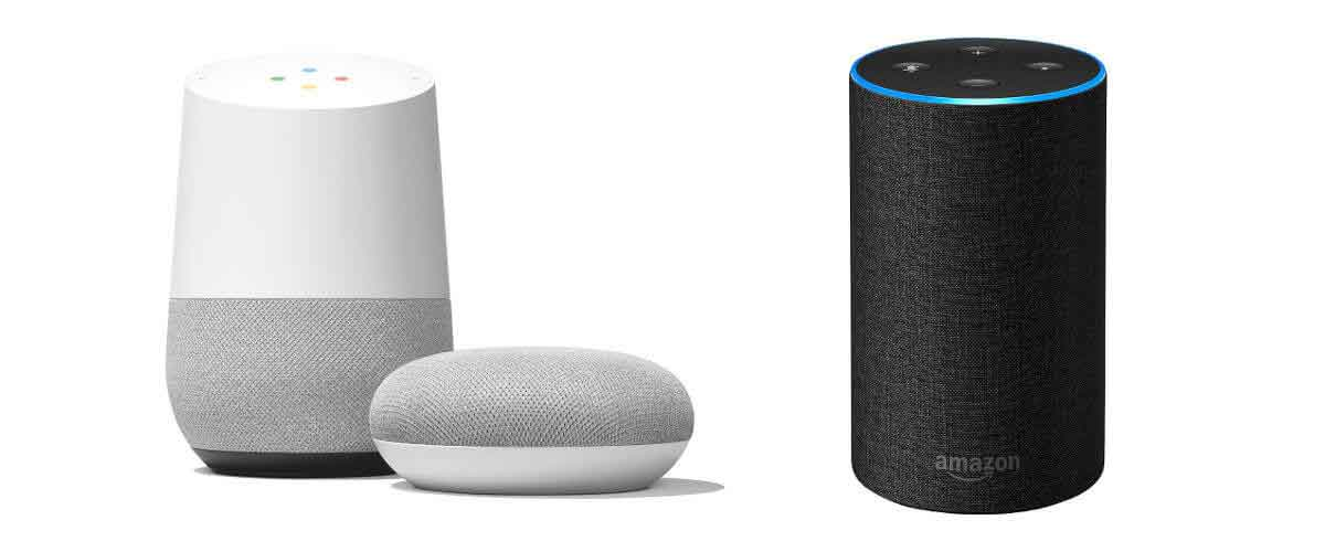 [Domotica] Google Home vs. Amazon Echo